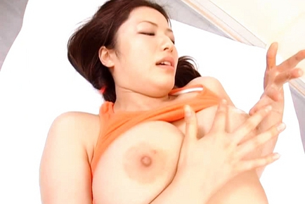 Meisa Hanai  Asian doll sucks cock in class